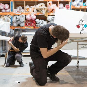Atelier tapisserie