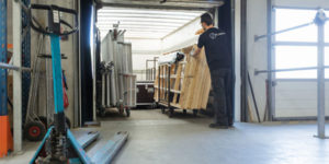 Logistique Options Décoration
