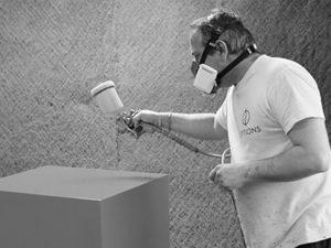 Présentation atelier peinture