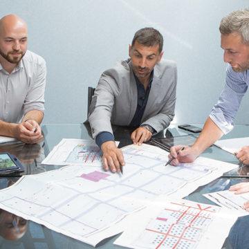 Chefs de projet