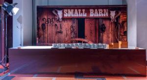 Décor buffet saloon western Options décoration