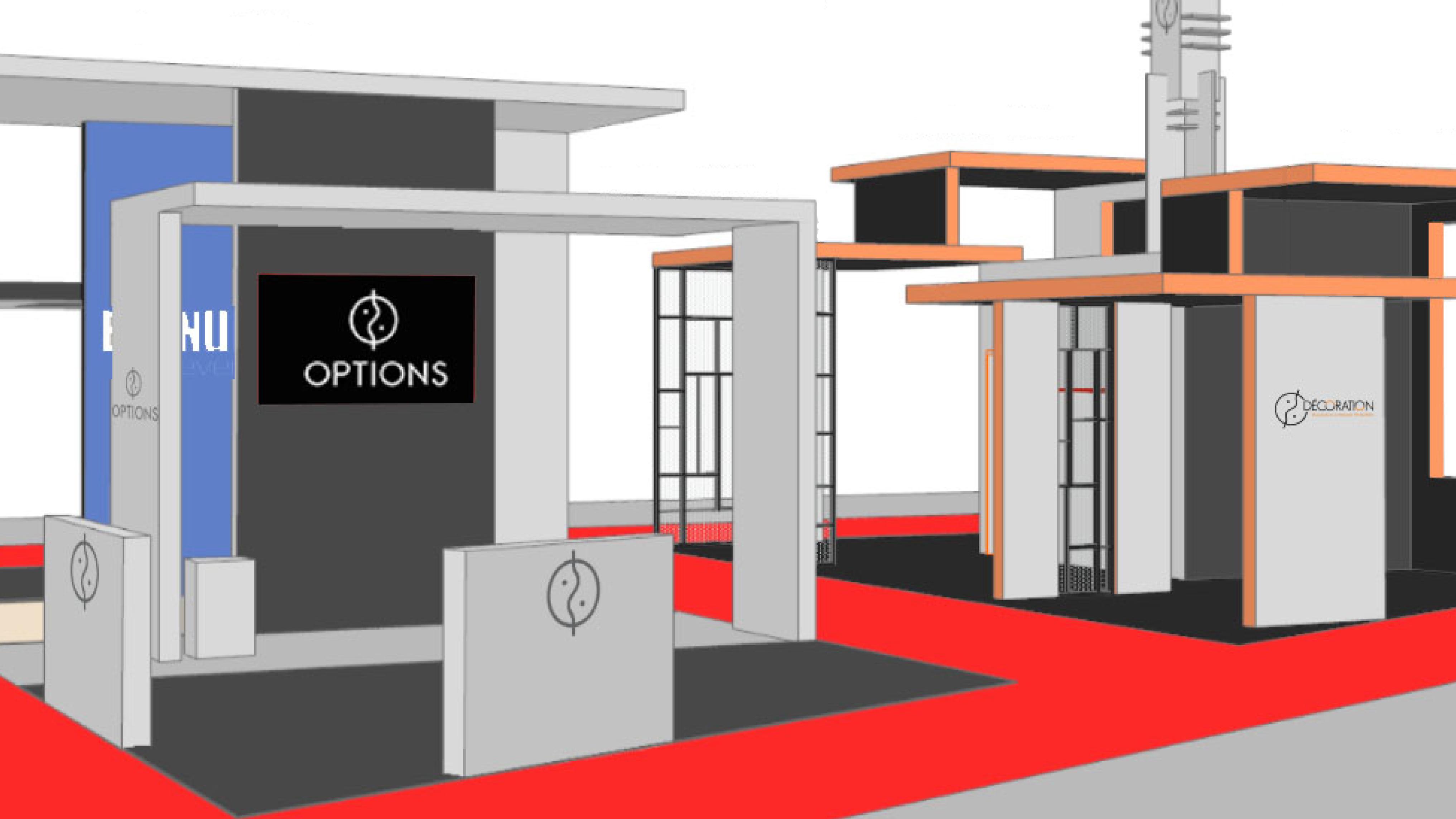heavent paris options d coration. Black Bedroom Furniture Sets. Home Design Ideas