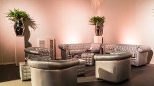 Espace Lounge - Mariage printanier