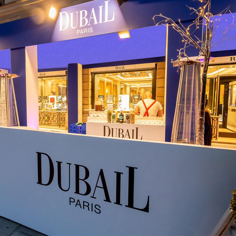 Dais Dubail Paris