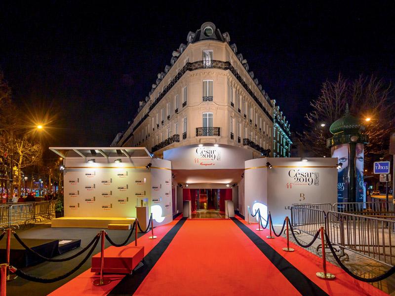Dîner de gala Cérémonie des Césars 2019