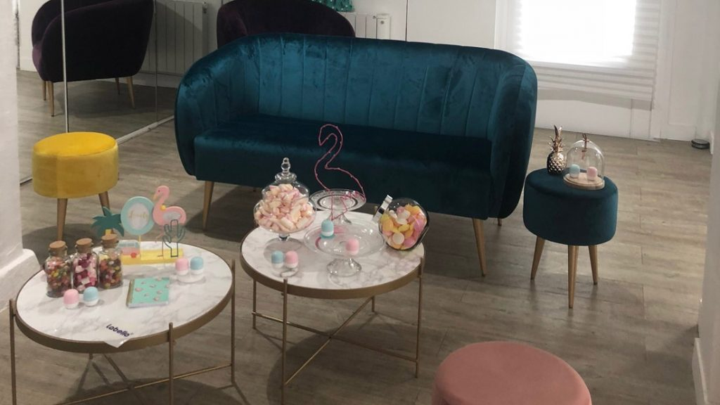 Labello Mini - Ambiance Lounge Options Décoration