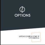 Plaquette Covid Options Décoration